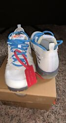Nike Off White Vapormax Size 7.5 Color White Very Good Condition