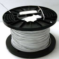 New 3900 Ft. M22759/18-10-9 Mil Spec Aircraft Wire 10 Awg 1c Etfe Tefzel