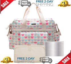 Bellotte Diaper Bag Tote Bags For Girl Large Capacity Stylish And Durable