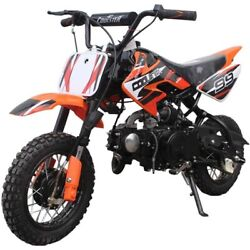 Coolster-semi-automatic Mid Sized-70 Dirt Bike