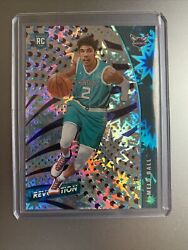 Lamelo Ball Rookie Card Revolution Impact Numbered 124/149