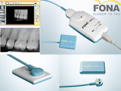 Fona Elite Cdr Schick Rvg Sensor Size 2 Sirona With Software And License