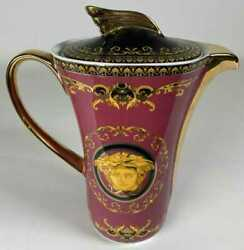 Rosenthal Versace Medusa - Pitcher With Lid - 10