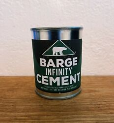 Barge Infinity Tf All-purpose Cement Rubber Leather Shoe Glue 1/4 Pint