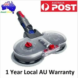 Electric Motorised Mop For Dyson V7 V8 V10 V11 Vacuum Cleaners With Water Tank
