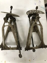 2006 Yfz450 Oem Upper And Lower Control Arms Tie Rods And Spindle