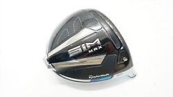 Tour Issue Taylormade Sim Max 8.0 Driver Club Head Only +stamp Cor Tested