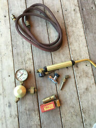 Marquette Soldering Torch Kit With Regulator