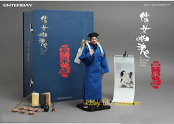 Enterbay 1/6 A Chinese Ghost Story Ning Caichen 2.0 Action Figure Model In Stock