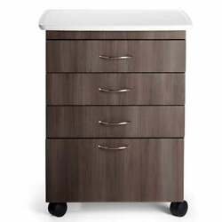 Midmark M4 Mobile Treatment Cabinet With Kydex Contour Top