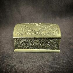 Vintage Decor Collectibles Trinket Small Boxes Art Jewellery Home France 1960