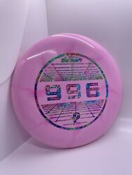 Party Time Discraft 996 Rating Esp Fierce Paige Pierce Signature Limited Edition