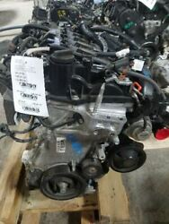 Engine 1.5l Turbo Vin 3 6th Digit Coupe 174 Hp Fits 16-19 Civic 1840290
