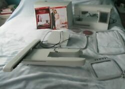 Husqvarna Viking Designer Ruby Embroidery Sewing Machine Excellent Computerised