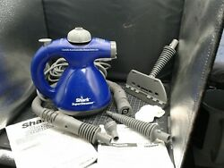 Shark Super-steamer Handheld Hard Surface Steam Cleaner With Attachments B9