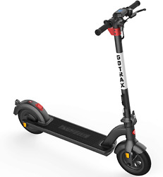 Commuting Electric Scooter - 10 Air Filled Tires - 20mph And 25 Mile