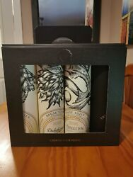 Whisky Game Of Thrones 8 Bottles Premium Drinks Reserve Collection