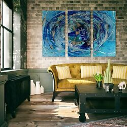 Waterspout I-a Premium Multi Piece Art Available In 3 Sizes Oversized