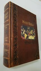 Holy Bible Family Heritage Edition King James Version By Genesis, 2009, New, Hc