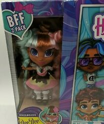 New Hairdorables Series 1 Hairdudeables Bffs Pack Dee Dee Doll In Hand