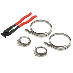 Auto Atv Adjustable Axle Cv Joint Boot Crimp Clamps Pliers Tool Type Extension
