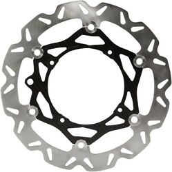 Ebc Front Oversized 280mm Rotor Kit Osx Carbon Look Disc, Osx6932org