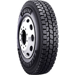 4 New Firestone Fd711 11r22.5 Load H 16 Ply Drive Commercial Tires