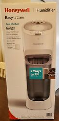 Honeywell Hev615 Top Fill Large Room Cool Moisture Tower Humidifier 1.7 Gallon