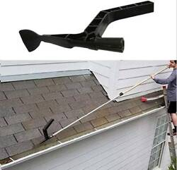 Home Dirt Leaves Cleaner Gutter Tool Shovel Scoop Remove Roof Cleaning Tool Us