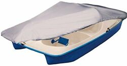Icover Pedal Boat Cover Fits 3 Or 5 Person Pedal Boat Water Proof Heavy Duty Bo