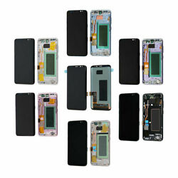 Lcd Display Screen For Samsung Galaxy Note 8 9 20 S8 S10 S20 S21 5g Plus Ultra