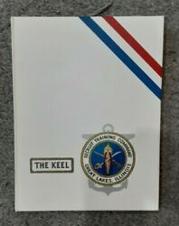 1976 The Keel Great Lakes Il Rtc Company Us Navy Yearbook