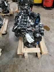 Engine 1.5l Turbo Vin 3 6th Digit Coupe 174 Hp Fits 16-19 Civic 1400358