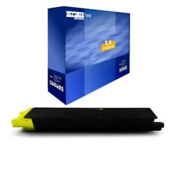 Toner Yellow Tk-8115y Replaces Kyocera Ecosys M 8100 Series Per Ca. 6.000 Pages
