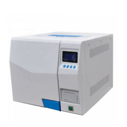 24l Electric Heated Pulse Vacuum Autoclave Steam Sterilizer With Drying Function