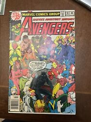 The Avengers 181 First Appearances Of Scott Lang/the Ant-manmar 1979 Marvel
