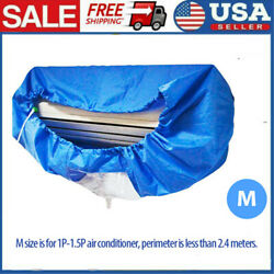 Air Conditioner Cleaning Cleaner Cover Dust Washing Protector Pu Bag M Size