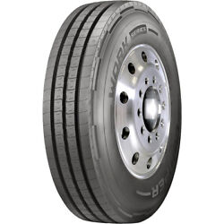 4 Cooper Work Series Rha 285/75r24.5 Load G 14 Ply All Position Commercial Tires