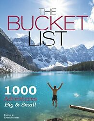 The Bucket List Book The Fast Free Shipping