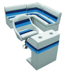 Wise Compact Rear Entry 61 L Group Marine Boat Seat Set