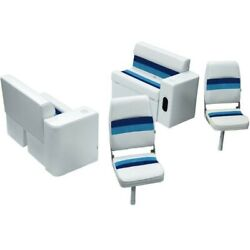 Wise 36 Bench Marine Boat Seat Set Fishing Group