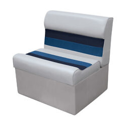 Wise Deluxe 28 Pontoon Marine Lounge Boat Seat Sofa Chair New