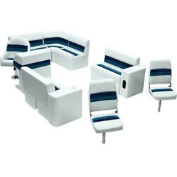 Wise Complete Fishing Boat Group Marine Boat Seat Set
