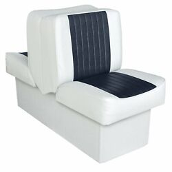 Luxury High Quality Deluxe Back To Back Marine Lake Boat Seats With Base