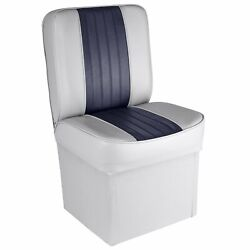 Luxury High Quality Jump Seat Marine Lake Boat Seats With Base