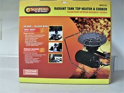 Sunrite Mr Heater Portable Propane Tank Top Heater And Cooker Camping Stove 15000