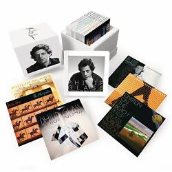 Philip Glass The Complete Sony Recordings [new Cd Box Set]