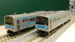 Kato Series 205 Hanwa Line8 Cars Light Processed Products