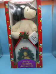 Santaandrsquos Best Holiday Animation Christmas Snoopy Red Baron And Woodstock Dog House