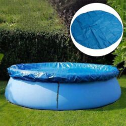 6ft Round Bbq Swimming Pool Cover For Garden Outdoor Paddling Family Pools Ln
